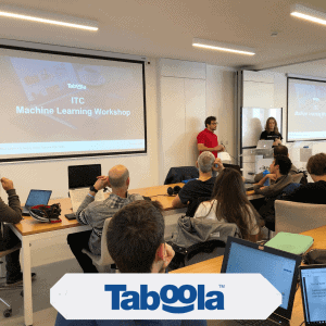 itc taboola workshop