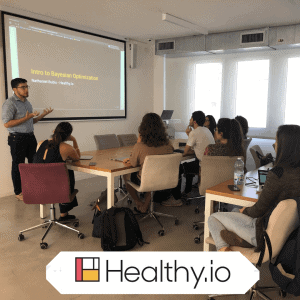 itc healthy.io workshop