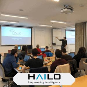 hailo itc workshop
