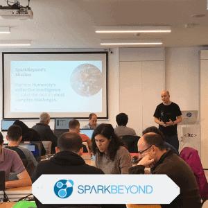 itc spark beyond workshop