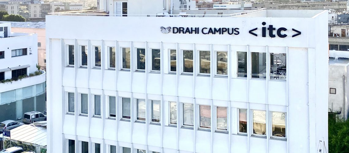 itc drahi campus