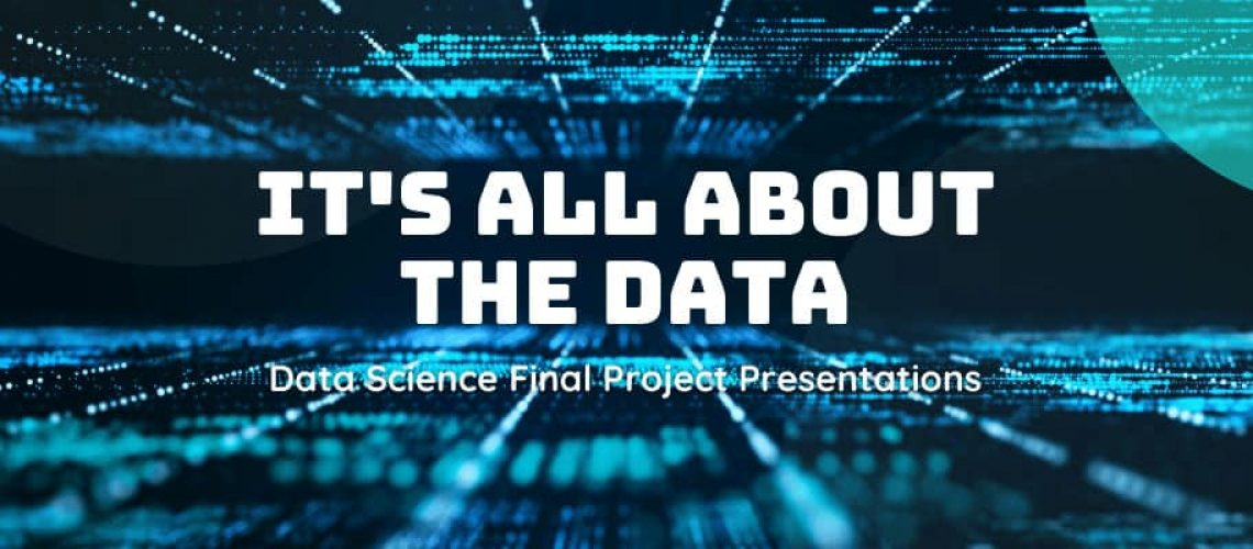 Data Science Final Projects